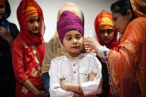 Turban Child by Silvia Casali Commended Photography at Sony World Photography Award 2017